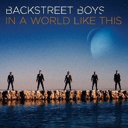 "BSB ""In A World Like This"" Album-Cover"