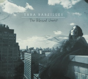 """Sara Bareilles """"The Blessed Unrest"""" Cover"""