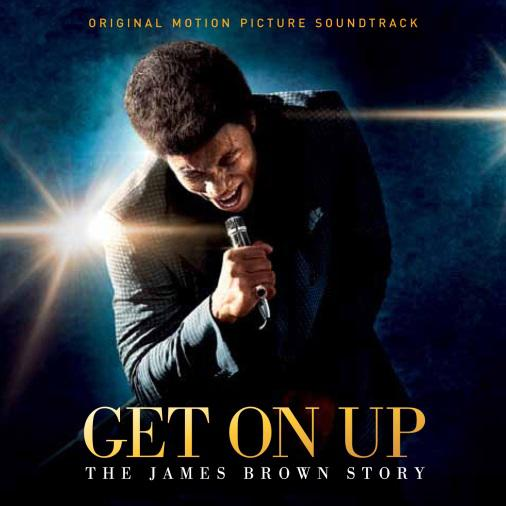 GET ON UP Cover
