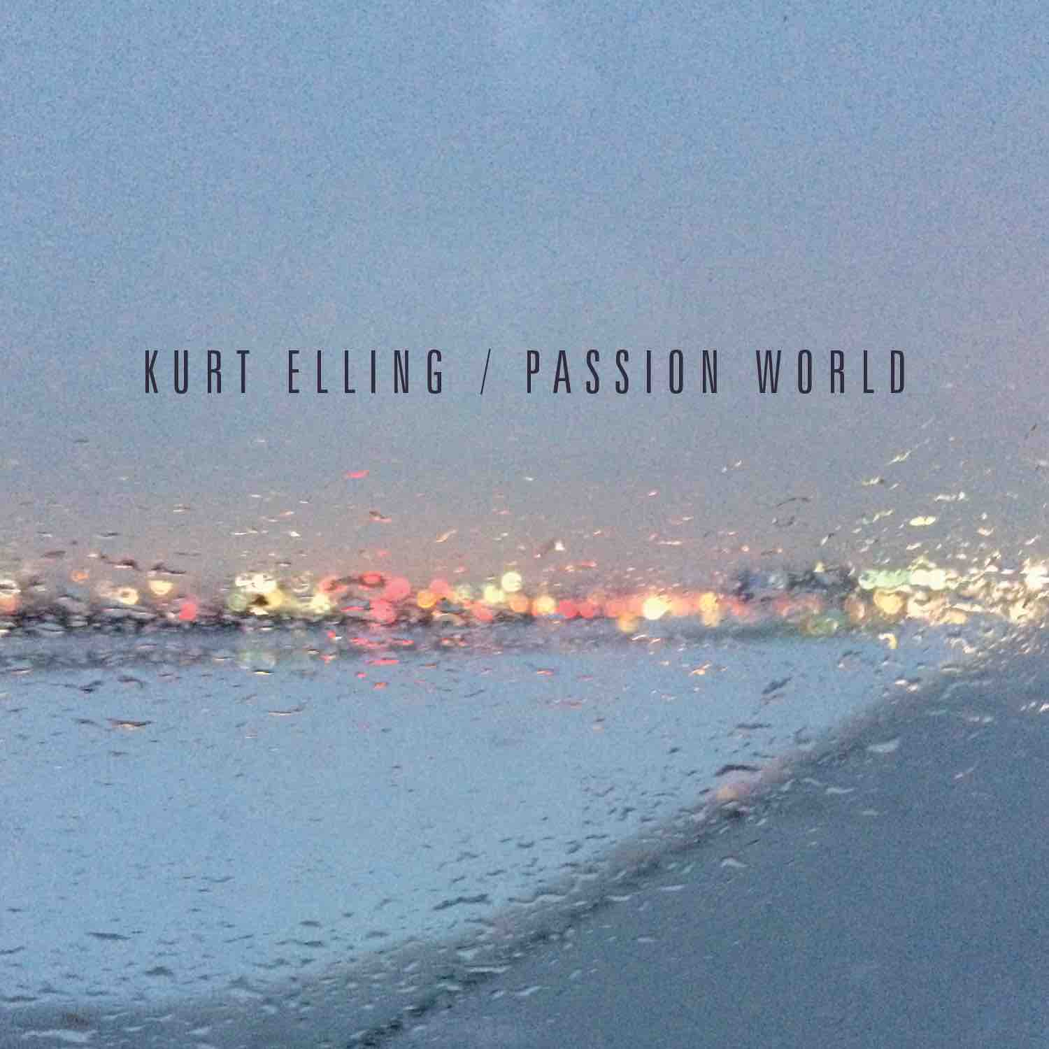 "Kurt Elling ""Passion World"" Album Artwork"