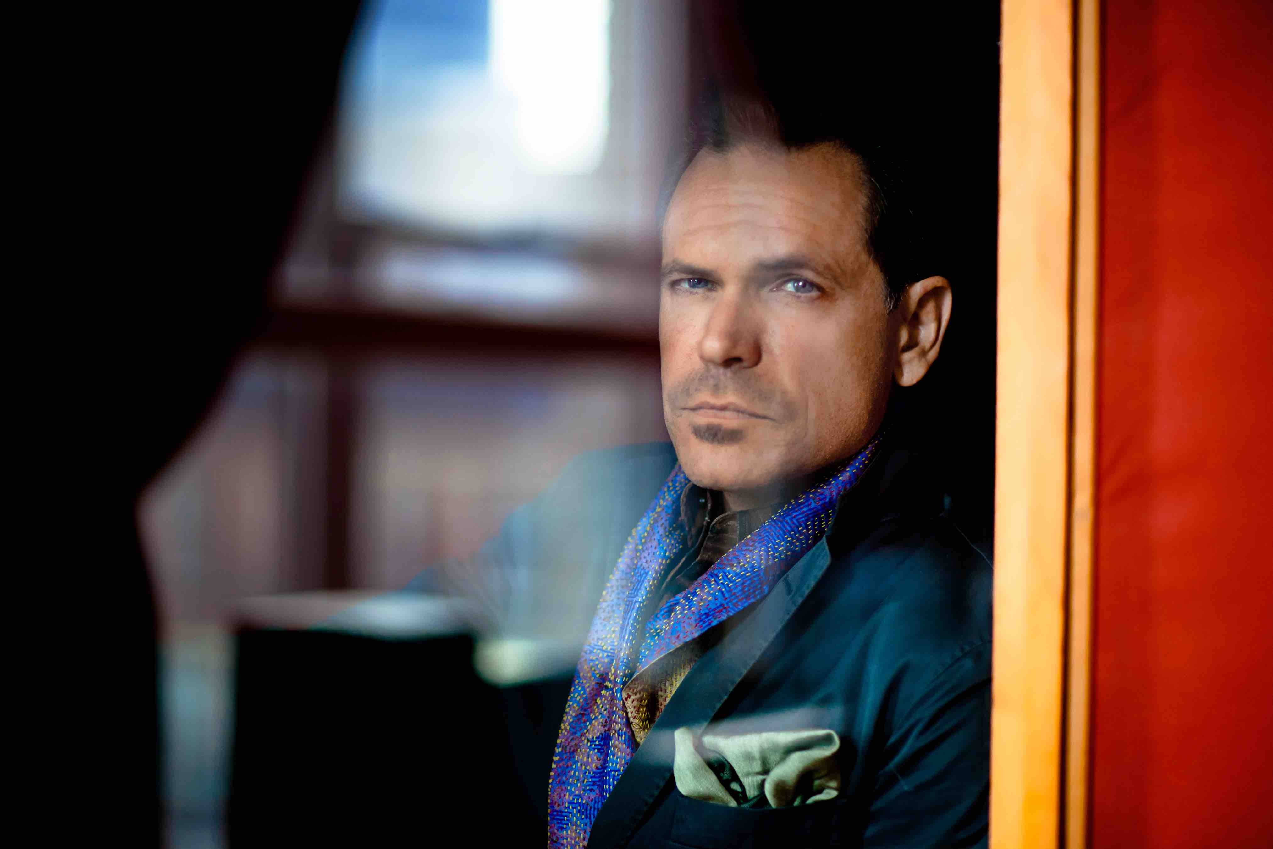 Kurt Elling by ANNA WEBBER STUDIO ©2012