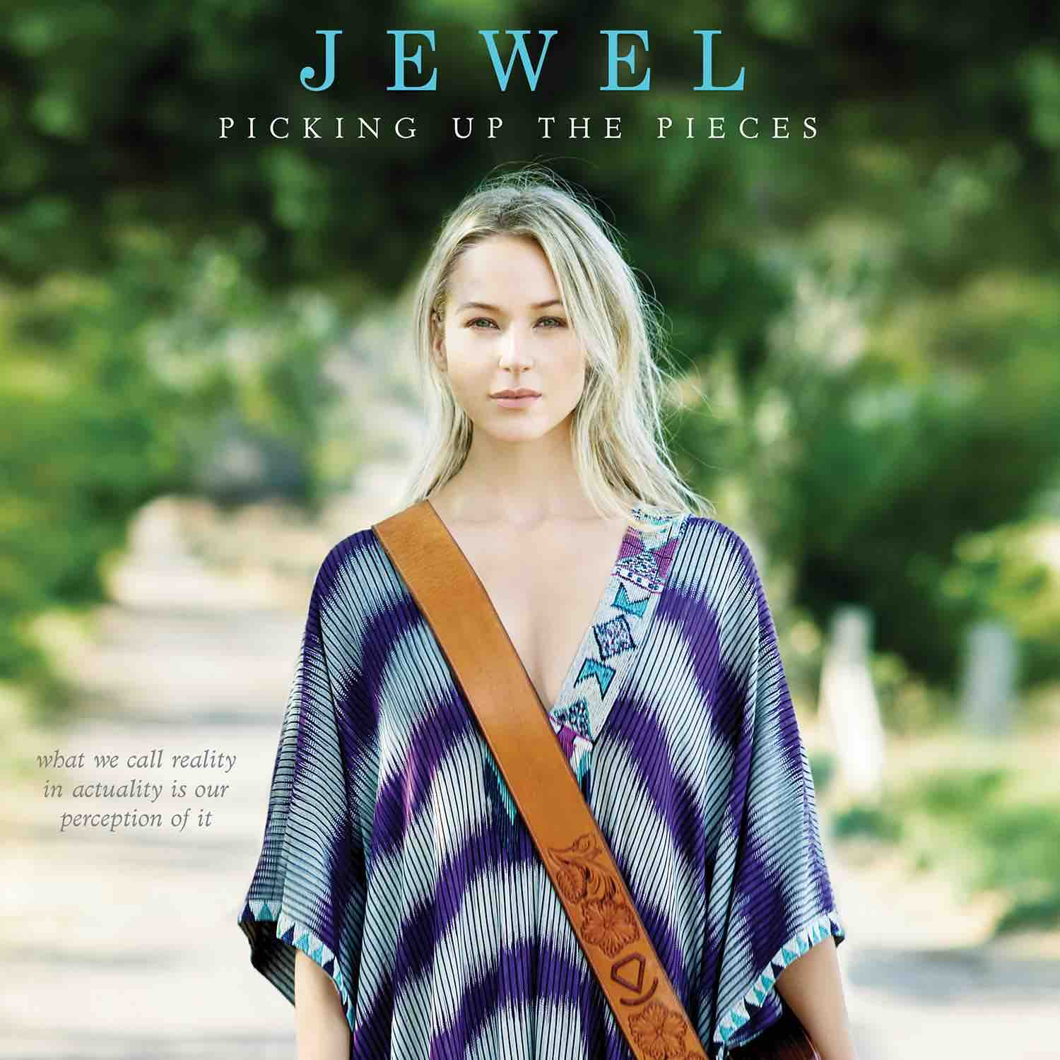 "Jewel ""Picking Up The Pieces"" Cover"