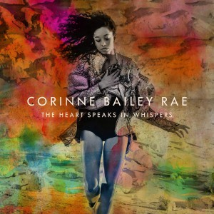 Corinne Bailey Rae - Cover The Heart Speaks In Whispers