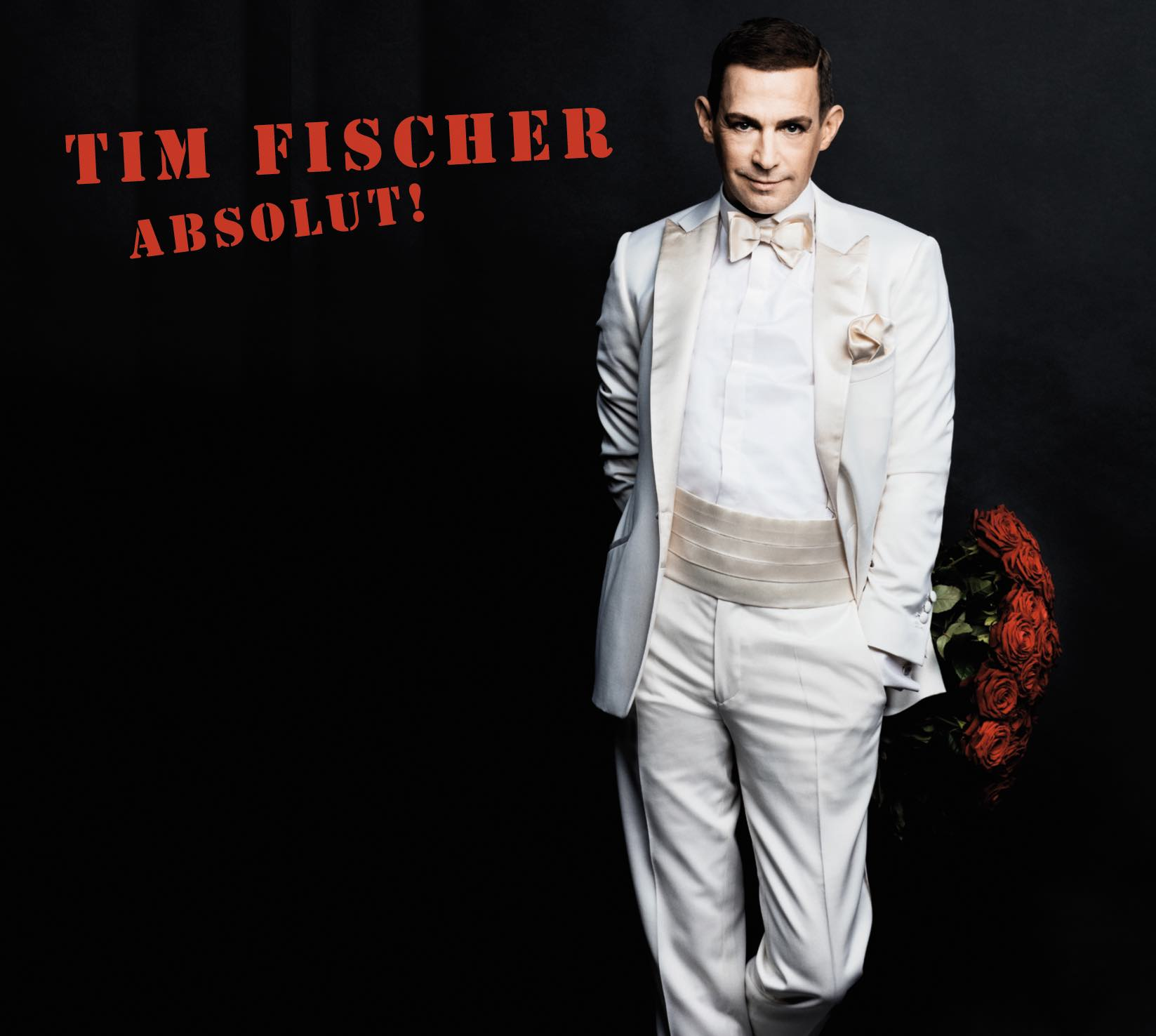 Tim Fischer ABSOLUT! CD-Cover
