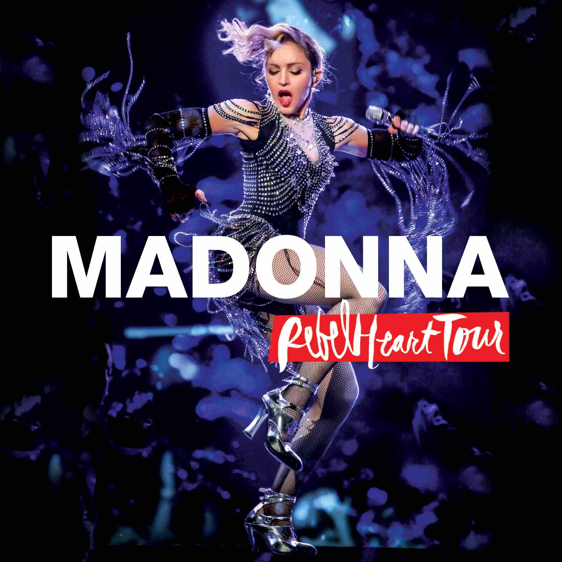Madonna RHT_2CD_Cover